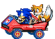 Sonic and Tails BEST BUDS:MKDD by LucarioShirona