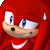 Knuckles-Sonic Colors Avatar by LucarioShirona