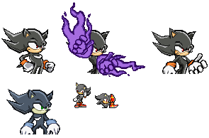 New Hypon Battle Sprites by LucarioShirona