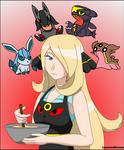 Pokemon - Baker Cynthia