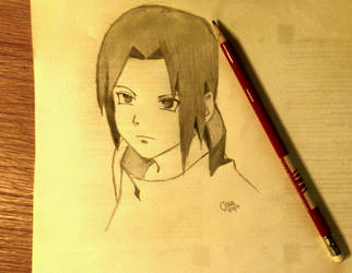 Young Itachi: A work in progress~ by G0tika