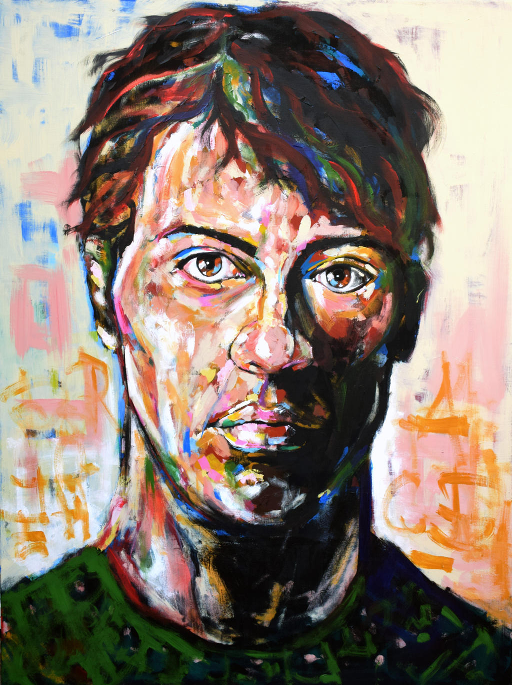 Portrait of Peter by skytteole