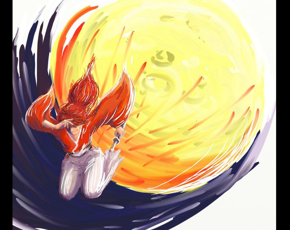 Izumo moeru by SkivTheGreat