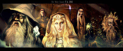 The White Council T.A. 2941