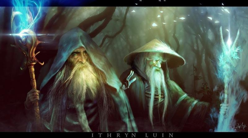 Ithryn Luin by XteveAbanto