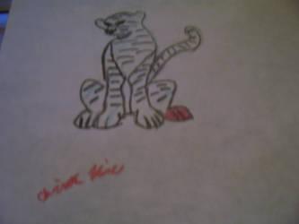 Tiger by shatara