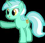 Simple Lyra Vector