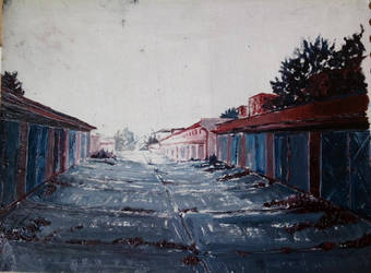 the garage by KatriLaiho