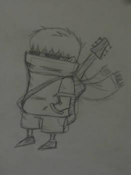 another crazy lookin ninja