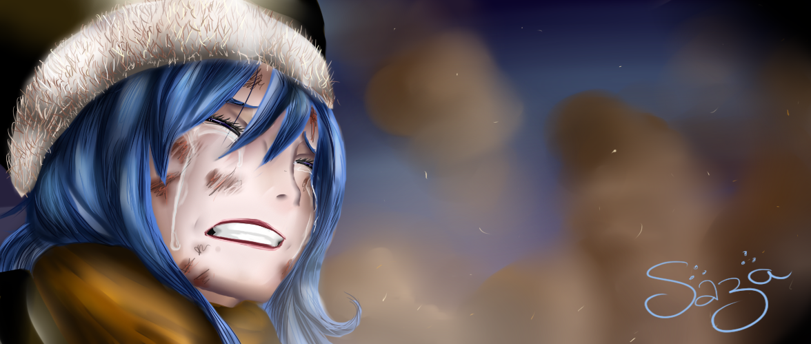 Fairy Tail 394 - I can't kill Grey's father by Sazawen