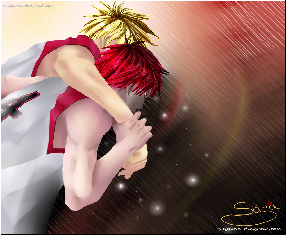 KnB Extra Game ~~ Leave the rest to me (Chapter 5) by Sazawen
