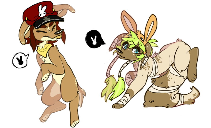 Set price adoptables closed! by Rye-Whiskey