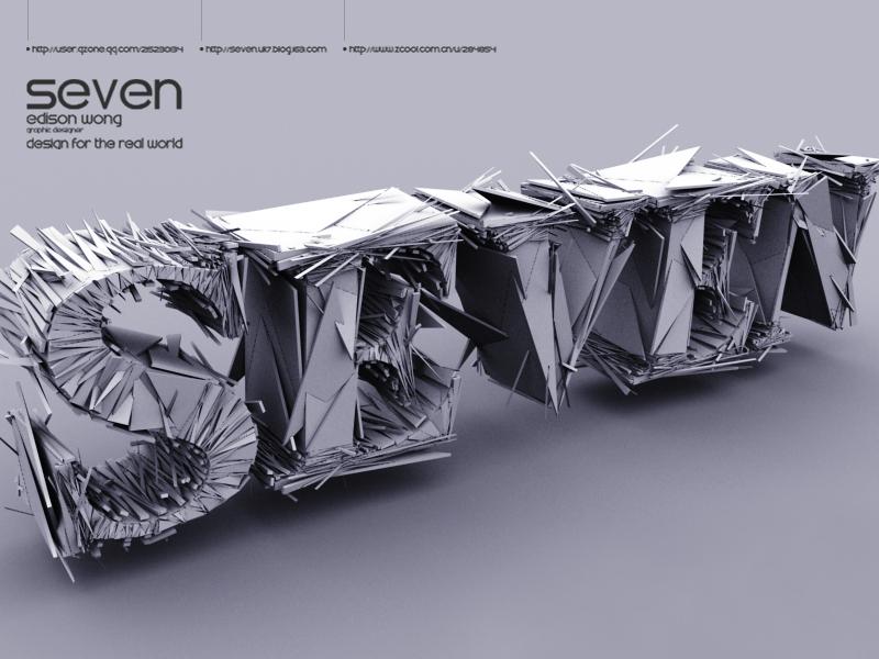 Seven 3 by Edisonwong7