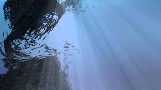 Fish Swarm (VIDEO LINK IN DESCRIPTION)