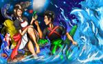 Picses meets Aquarius in February by AquaManBX