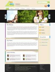 NGO Wordpress V2 by ahsanpervaiz