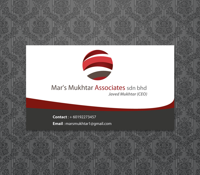 Professional Business card by ahsanpervaiz on DeviantArt