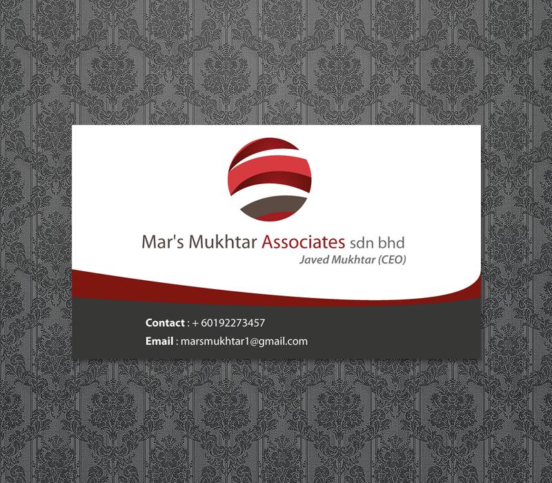 Professional Business card by ahsanpervaiz on DeviantArt