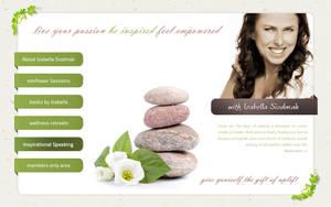 Izabella Siodmak website by ahsanpervaiz