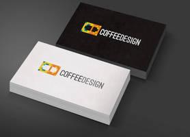CoffeeDesign Redesign Logo V2 by ahsanpervaiz