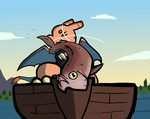 Fish Slap