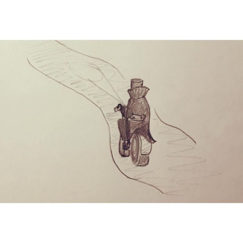 Motosmocking by Volatilite