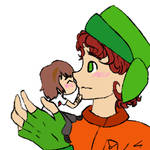 South Park Kyle and Mary