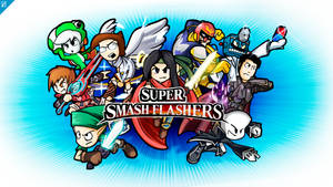Super Smash Flashers Wallpapers