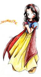 Snowhite by Erina-chan