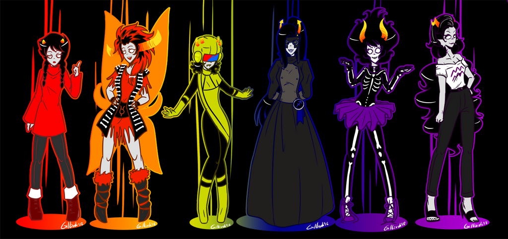 Beta Kids Homestuck  Bookmarks  Archive of Our Own