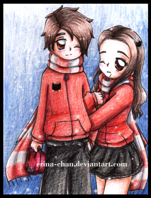 In a cold day - Contests entry by Erina-chan