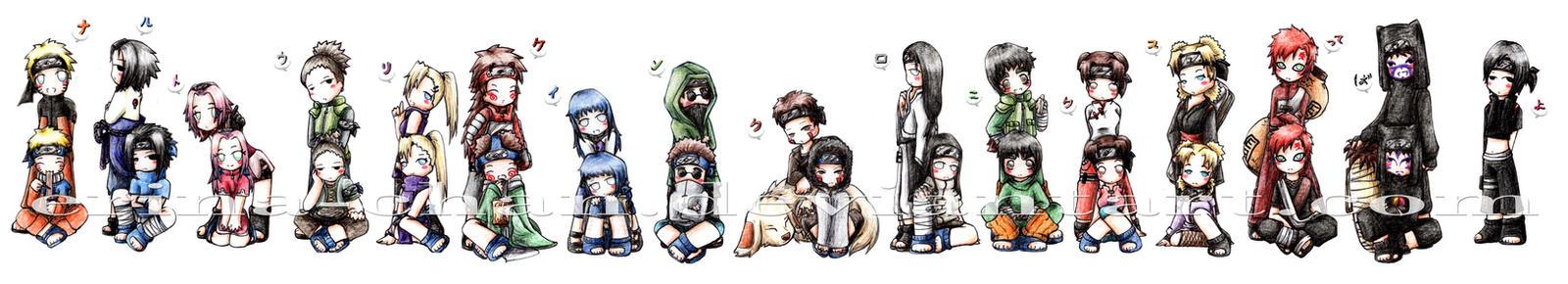 Naruto - Grow up by Erina-chan