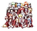 Naruto - Students