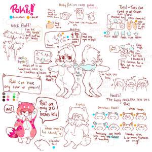 Poki Closed Species Guide by citykings