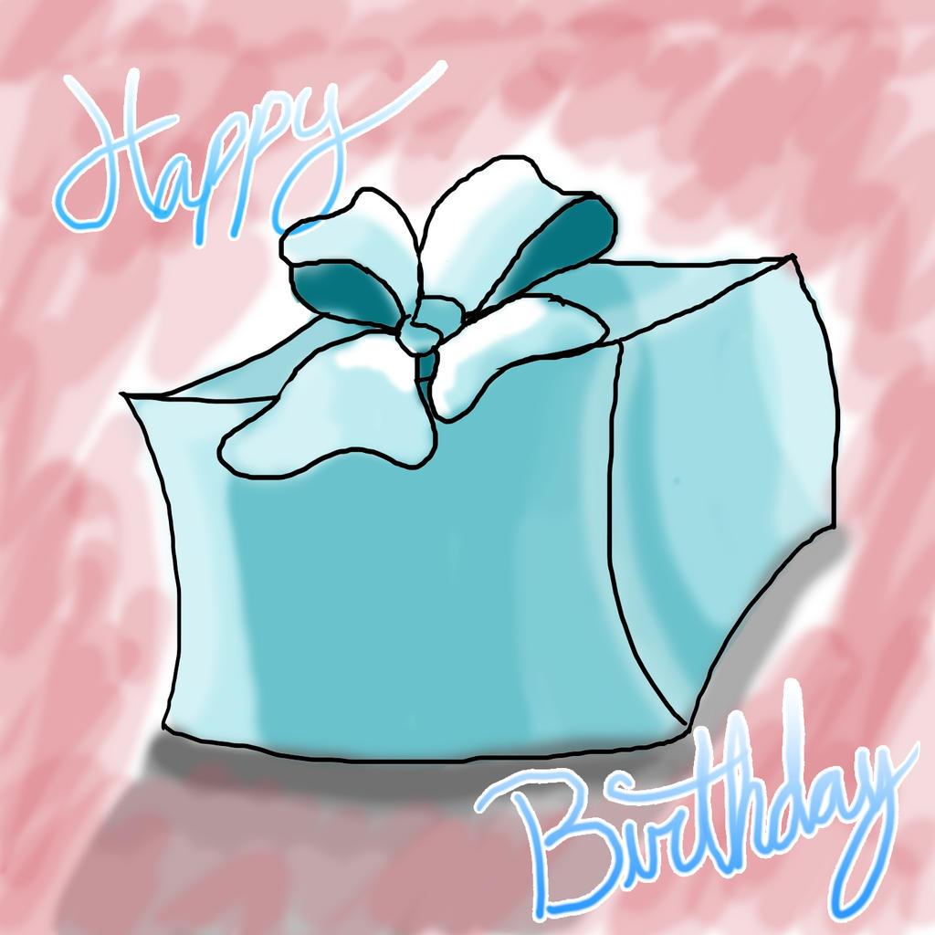 Happy Birthday Sharpie by elfspark