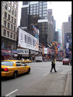New York City Streets by Dominick-AR