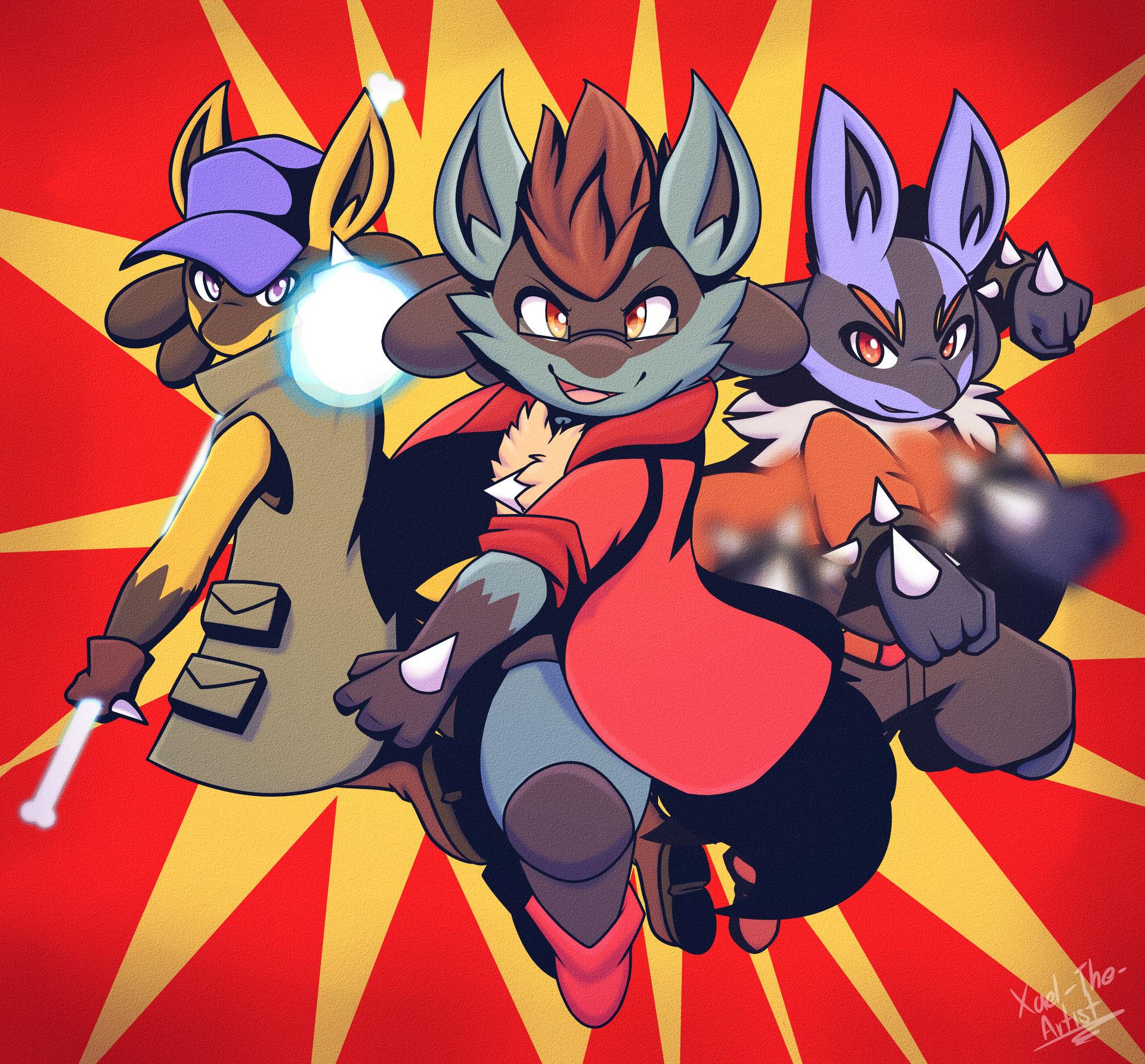 Team Evolution!