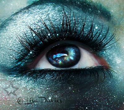 Galactic eye by ziggy90lisa