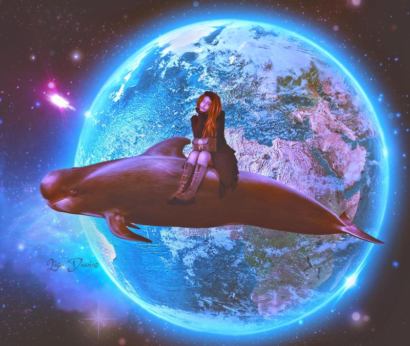 Space Trip by ziggy90lisa