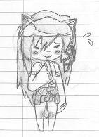 Shy Kiara by madcat2316
