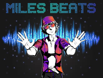 Commission - Miles Beats 1 by xTacitusx