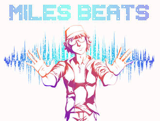 Commission - Miles Beats 2 by xTacitusx