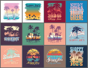 Sloppy Joe's Bar  Grill Ladies Designs