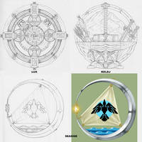Legacy of Shadow City Crests