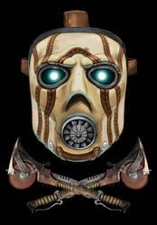 Borderlands Mask