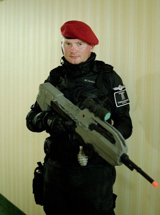 unit soldier cosplay by scarlet impaler on deviantart