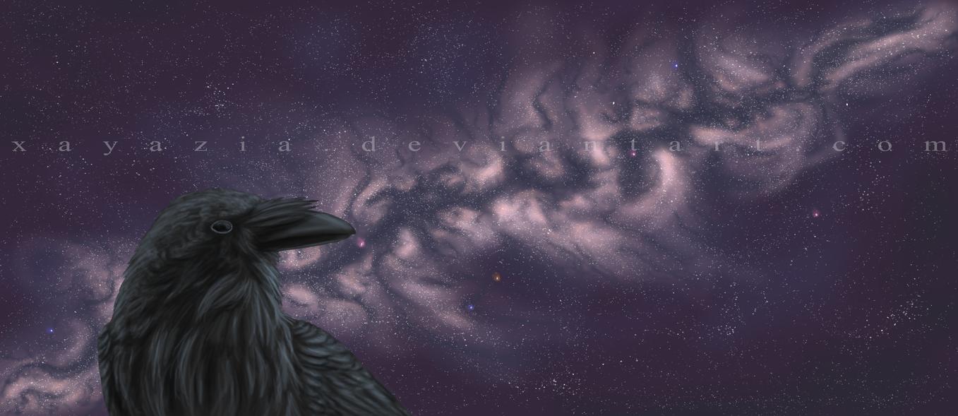 Spirits of the Night by Xayazia