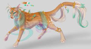 Elegant Feline Design [OPEN]