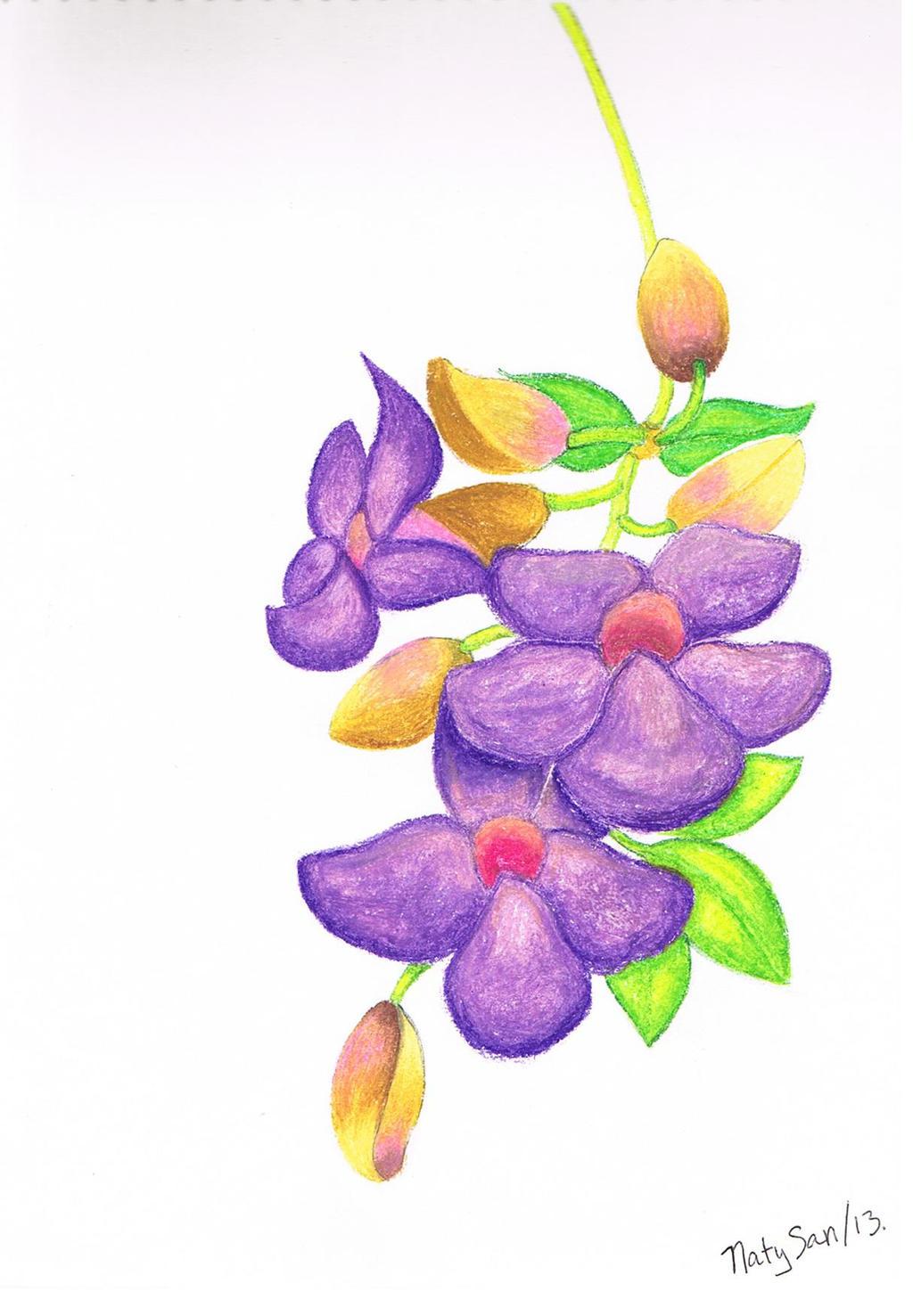 Just flowers by NataLeeSan on DeviantArt