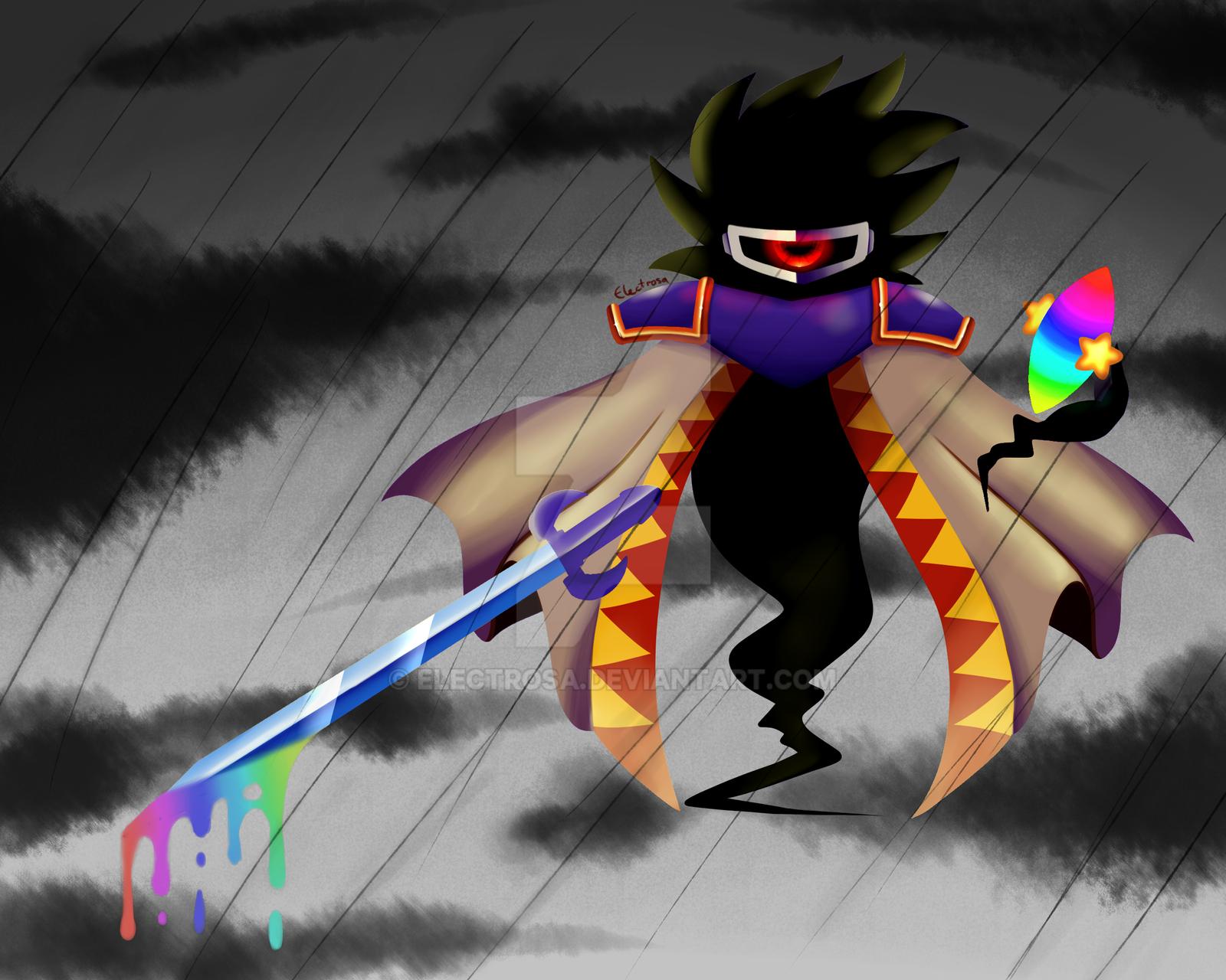 dark matter swordsman skylar - photo #24